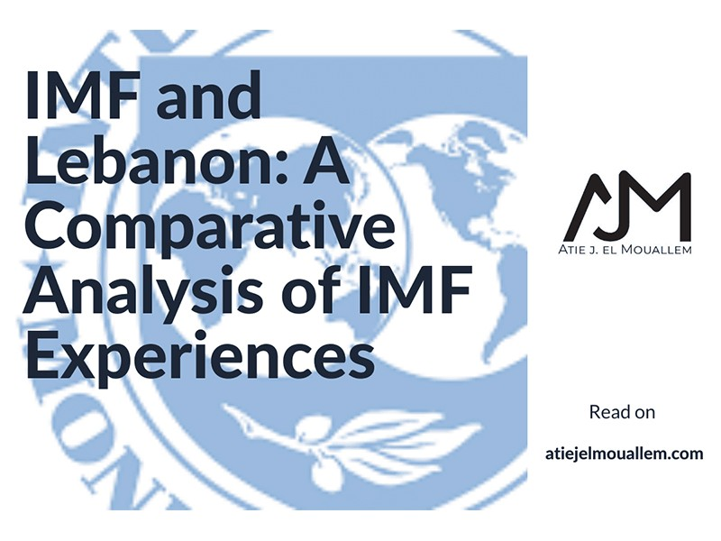 IMF and Lebanon: A Comparative Analysis of IMF Experiences